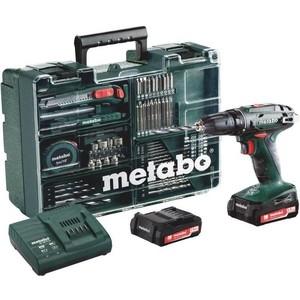 Аккумуляторная дрель-шуруповерт Metabo BS 14.4 (602206880) стоимость