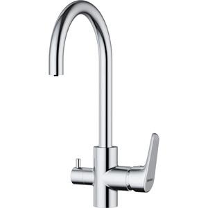 Смеситель для кухни Damixa Origin Evo с краном для питьевой воды (820700000) смеситель для умывальника damixa origin evo