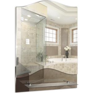 Зеркало Mixline Вираж 450х650 с полкой (4620001980291) зеркало mixline немо 510х680 с полкой 2000006770011