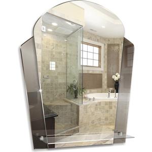 Зеркало Mixline Тюльпан 485х575 с полкой (4620001981007) зеркало mixline готика 535х685 с полкой 4620001980376