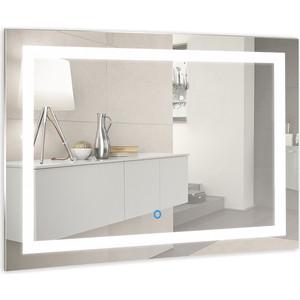 Зеркало Mixline Ливия 800х600 сенсорный выключатель (4620001985302) зеркало mixline капри 770х770 сенсорный выключатель 4620001985463