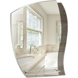 Зеркало Mixline Дуэт 550х720 с полкой (4620001980444) зеркало mixline готика 535х685 с полкой 4620001980376
