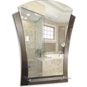 Зеркало Mixline Торнадо 525х710 с полкой (4620001980987) зеркало mixline немо 510х680 с полкой 2000006770011