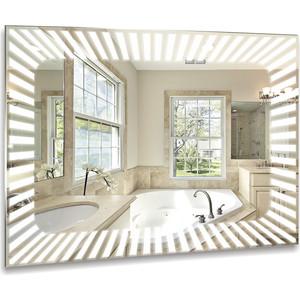 Зеркало Mixline Гелиос 750х535 светодиодная подсветка (4620001982349)