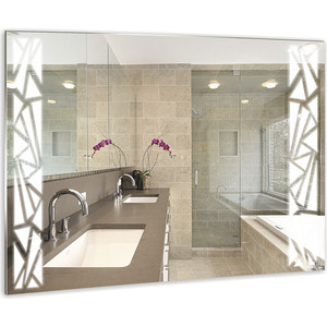 Зеркало Mixline Стелла 800х600 светодиодная подсветка (4620001982325) цена