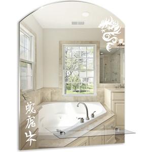 Зеркало Mixline Дракон 495х670 с полкой (4620001980437) зеркало mixline немо 510х680 с полкой 2000006770011