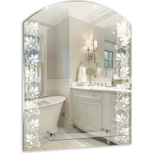 Зеркало Mixline Купидон 535х670 с полкой (4620001980574) зеркало mixline анис 535х670 с полкой 4620001982042