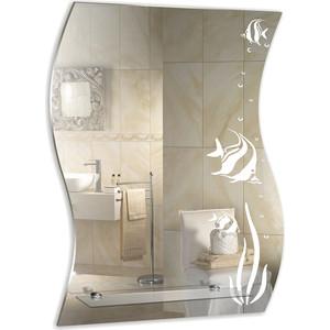 Зеркало Mixline Немо 510х680 с полкой (2000006770011) зеркало mixline немо 510х680 с полкой 2000006770011