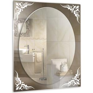 Зеркало Mixline Барс 535х690 фацет/пескоструйный рисунок (4620001984466)