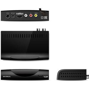 Тюнер DVB-T2 Supra SDT-87