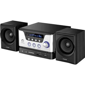 Музыкальный центр Hyundai H-MS160 телевизор hyundai h led32r401bs2