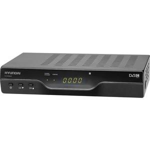 Тюнер DVB-C Hyundai H-DVB800 телевизор hyundai h led32r401bs2