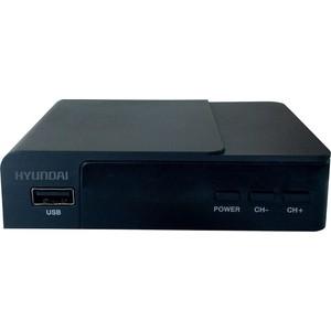Тюнер DVB-T2 Hyundai H-DVB140