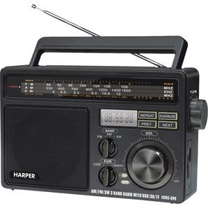 Радиоприемник HARPER HDRS-099 радиоприемник rolsen rfm 330