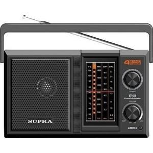 цена на Радиоприемник Supra ST-122