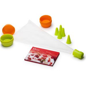 Набор мини-форм для выпечки 12 штук Oursson Silicone (BW0750SS/MC)