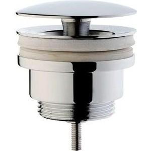 Донный клапан для раковины Vitra без перелива (A45148EXP) донный клапан для раковины без перелива kaiser квадрат хром 8034