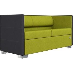 Диван Kulik System Loung line двухместный диван barcelona двухместный чёрная кожа класса премиум