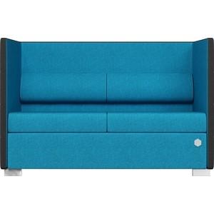 Диван Kulik System Conference line двухместный диван barcelona двухместный чёрная кожа класса премиум