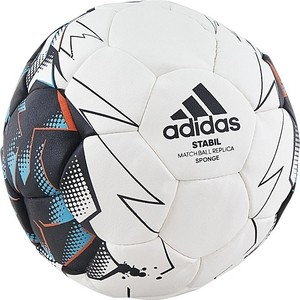 Мяч гандбольный Adidas Stabil Sponge (CD8591) р.0