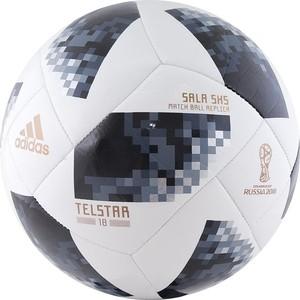 Мяч для футзала Adidas WC2018 Telstar Sala 5x5 CE8144 р4