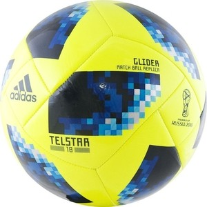 Мяч футбольный Adidas WC2018 Telstar Glider (CE8097) р.5