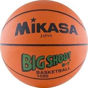 Мяч баскетбольный Mikasa 1020 р.7 (8 панелей) фабрика прямая кровать mikasa 1 8 м специальный весенний матрас юбка покрывало простыни защиты пакета почты в убыток