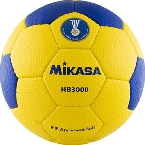 Мяч гандбольный Mikasa HB 3000 р.3 мяч футбольный select talento арт 811008 005 р 3