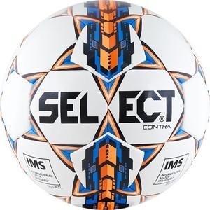 Мяч футбольный Select Contra IMS (812310-006) р.5 гуторов в светлов р либерализм pro et contra социокультурные аспекты национальной безопасности россии isbn 9785888128121