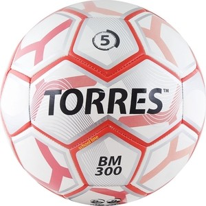 Мяч футбольный Torres BM 300 (F30745) р.5 мяч футбольный torres team germany размер 5