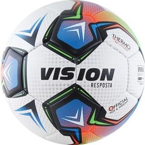 Мяч футбольный Torres Vision Resposta (01-01-10582-5) р.5 FIFA Quality Pro (FIFA Approved) мяч футбольный nike premier х sc3092 102 р 4 fifa quality pro