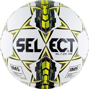 Мяч футбольный Select Blaze DB (815117-004) р. 5 сертификат IMS аналог FIFA Inspected i take you