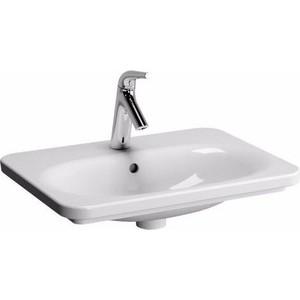 Раковина Vitra Nest Trendy 59.5 (5685B003-0001) смеситель для ванны vitra nest trendy a42227exp