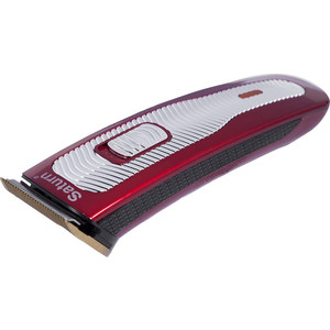 Машинка для стрижки волос Saturn ST-HC7384 Red выпрямитель для волос saturn st hc0316