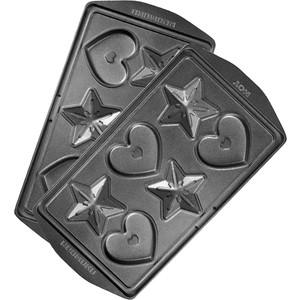 Панель для мультипекаря Redmond RAMB-24 (сердечки и звёздочки) приманка fish ka макароны звёздочки анис 150ml