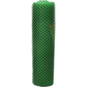 Решетка заборная Grinda цвет зеленый (1.2x25 м ячейка 35х35 мм) щётка grinda 39193 40