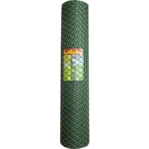 Решетка заборная Grinda цвет хаки (1.9x25 м ячейка 55x58 мм) щётка grinda 39193 40