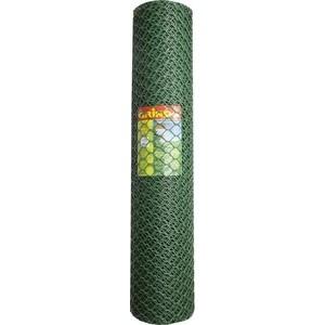 все цены на Решетка садовая Grinda цвет хаки (1.63x15 м ячейка 18x18 мм) онлайн