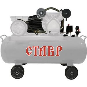 Компрессор масляный СТАВР КМР-100/2200 компрессор масляный ставр кмк 50 2200