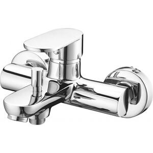 Смеситель для ванны BelBagno Loyd (LOY-VASM-CRM) смеситель для ванны belbagno nova нержавеющая сталь nov vasm in