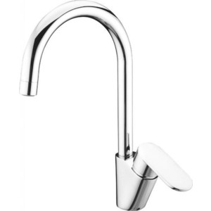 Смеситель для кухни BelBagno Loyd (LOY-LAM-CRM) смеситель для ванны belbagno loyd loy vasm crm