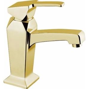 Смеситель для раковины Cezares Legend с донным клапаном, золото, ручка золото (LEGEND-LSM2-03/24) yoursfs золото