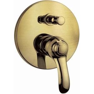 Смеситель для ванны Cezares Lira встраиваемый с переключателем, бронза (LIRA-C-VDIM-02) стайлер lira lr 0802