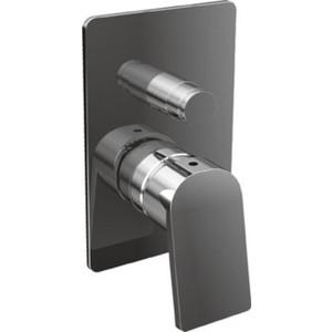 Смеситель для ванны Cezares Trend встраиваемый с переключателем, хром, ручки хром (TREND-VDIM-01-Cr) смеситель для ванны cezares molveno molveno vm 01 cr