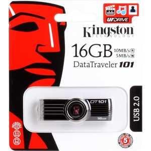 Флеш-диск Kingston DataTraveler 101 G2 16GB (DT101G2/16GB)
