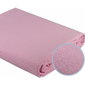 Покрывало Hobby home collection 2-х сп, жаккард вафельное Anastasiya светло- розовый (1501001411) детское постельное белье hobby home collection 1 5 сп с покрывалом жаккард vienna