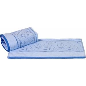 Полотенце махровое Hobby home collection Sultan голубой 100x150 (1501001308)