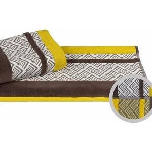 Полотенце махровое Hobby home collection Nazende жёлтый 50x90 (1501001728)