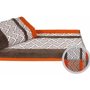 Полотенце махровое Hobby home collection Nazende оранжевый 50x90 (1501001730)