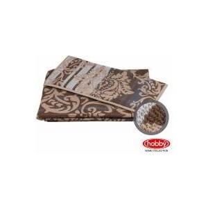 Полотенце махровое Hobby home collection Avangard коричневый 70x140 (1501001624) пледы hongda textile махровое чудо коричневый широкая полоса